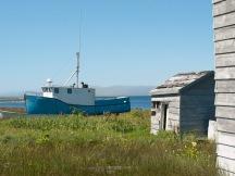 4x5 test shot Boat Ashore